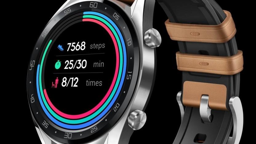 Huaweis neue Smartwatch Watch GT