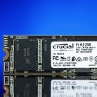 SSD: Crucials P1 kombiniert NVMe und 4-Bit-Speicher