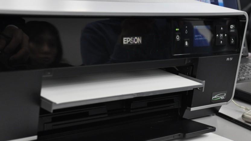 Was wohl im nächsten Druckerupdate von Epson steckt?