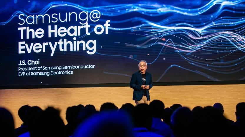 Samsung kündigt die Serienfertigung von 7LPP an