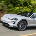Viertürer: Porsche baut Elektrosportwagen E Cross Turismo