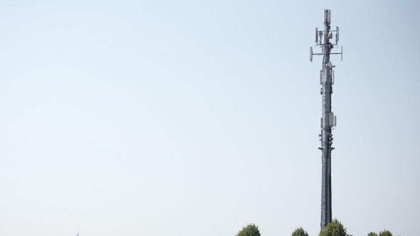 Neuer Funkstandort der Telekom in Ingolstadt