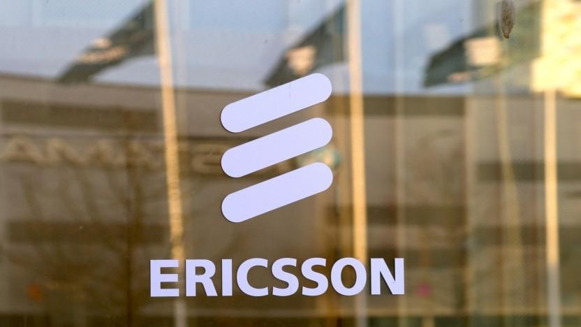 Ericssons Hauptsitz in Kista, Schweden