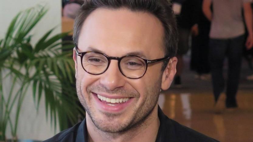Brendan Iribe war einer der Gründer von Oculus VR.