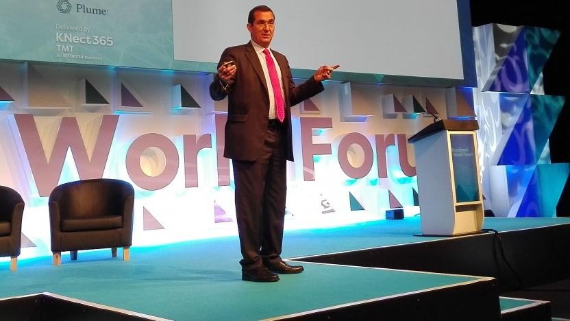 Federico Guillén, President für Fixed Networks bei Nokia