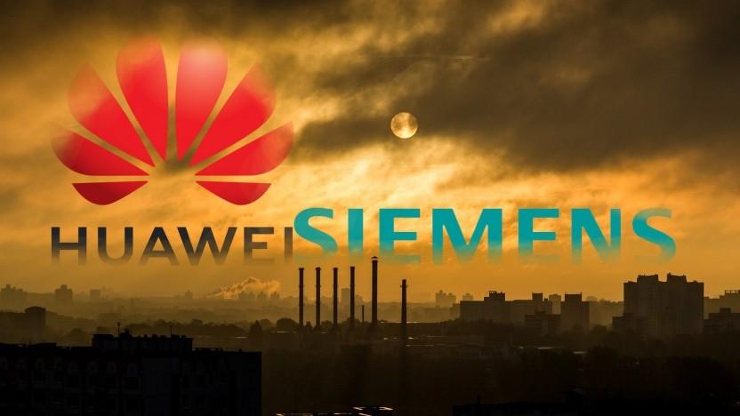 Huawei und Siemens kooperieren für ihr Cloud-Angebot.