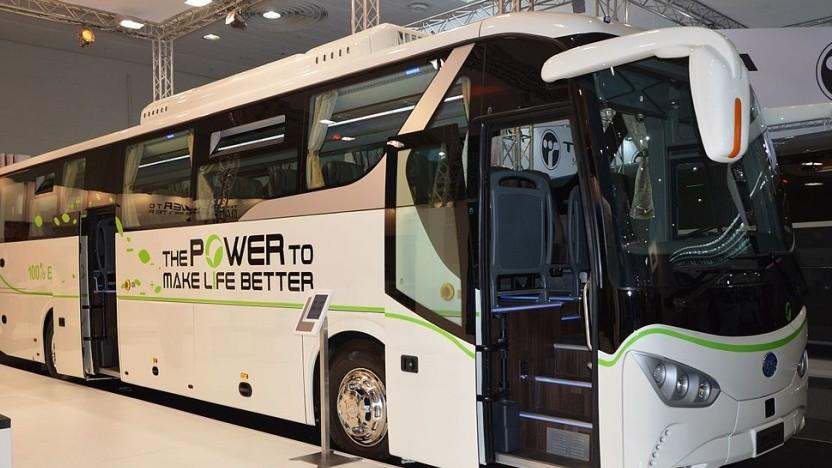 chinesische technik flixbus f hrt rein elektrisch bus. Black Bedroom Furniture Sets. Home Design Ideas