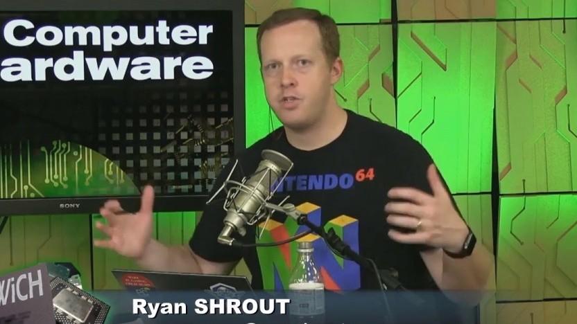 Ryan Shrout von PC Perspective