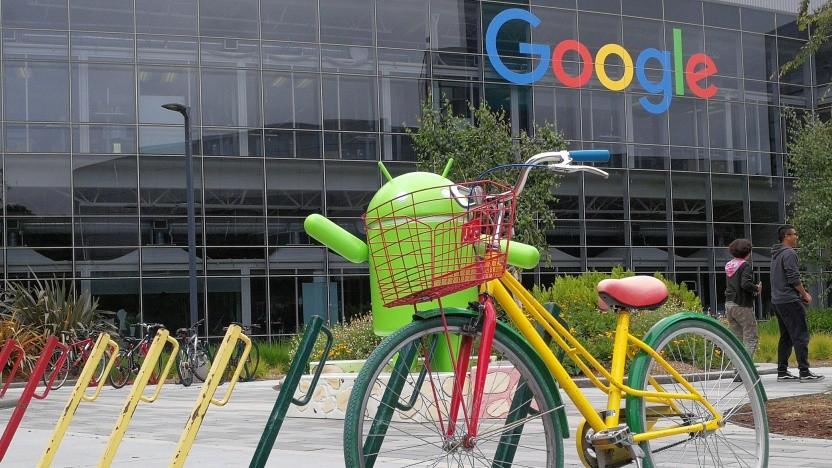 Die Google-Fahrräder sind sicherer als manche Android-Smartphones.