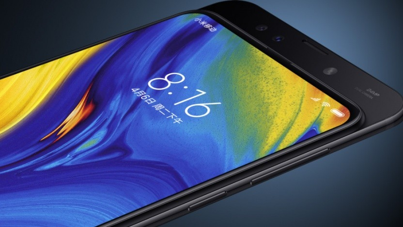 😉 Xiaomi Mi Mix 3 5G estrena en China el procesador Snapdragon 855
