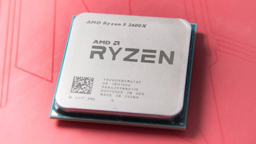 Ein aktueller Ryzen 5 2600X