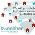 Tweether: 10 GBit/s über einen Quadratkilometer verteilt