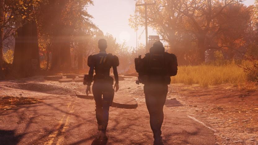 Artwork von Fallout 76