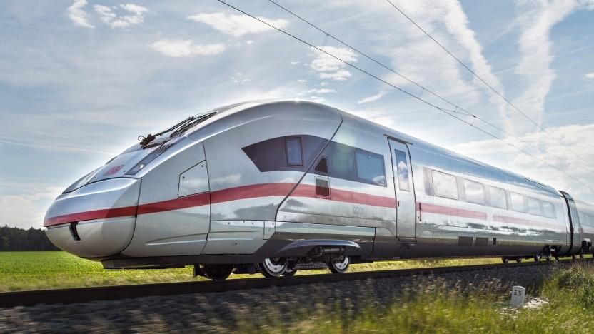 Neues Ampelsystem der Bahn zeigt die Sitzplatzauslastung an.