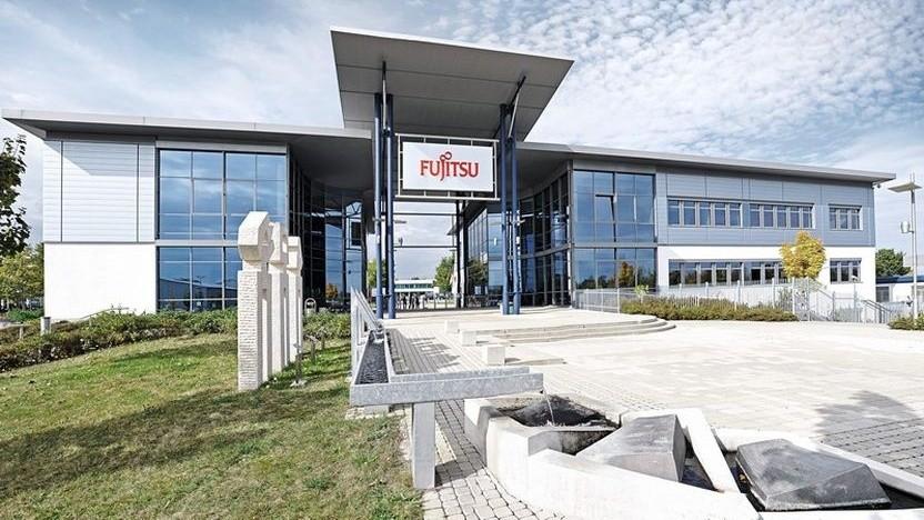 Die Fertigung von Fujitsu in Augsburg