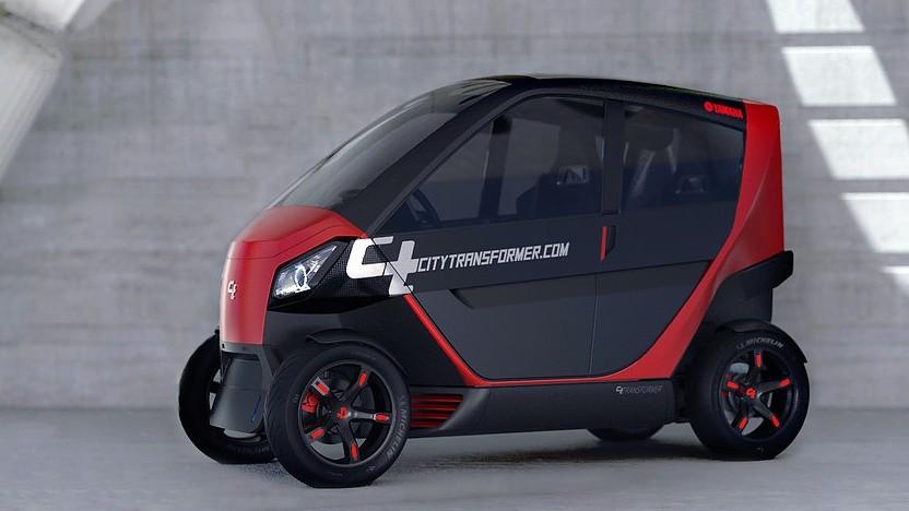 Prototyp des City Transformer