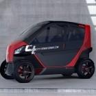 City Transformer: Startup entwickelt faltbares Elektroauto gegen Parkplatznot