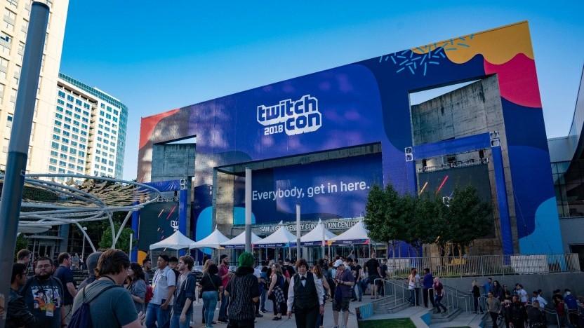Die Twitchcon 2018 findet in San José statt.