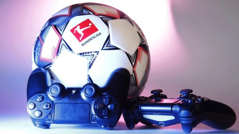 Foto des DOSB zum Thema E-Sport