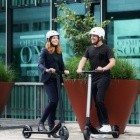 Nur nicht in Deutschland: Mytaxi will elektrische Kickroller verleihen