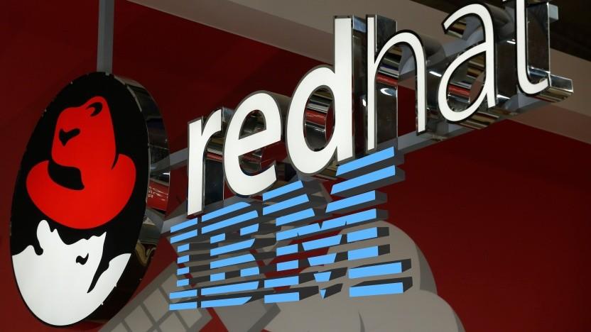 Die Open-Source-Spezialisten von Red Hat gehören künftig zu IBM.