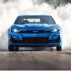 eCOPO: Elektrischer Camaro als Rennfahrzeug vorgestellt