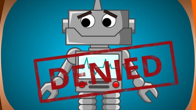 Bots werden von Recaptcha v3 automatisch erkannt.