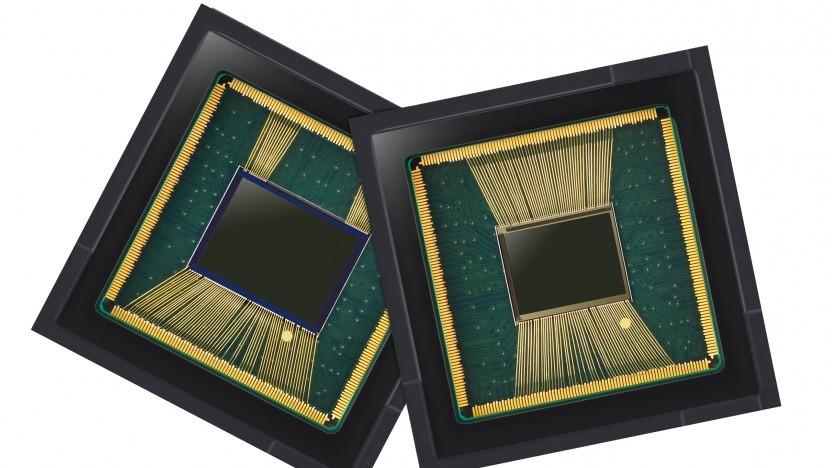 Samsung hat erste Kamerasensoren mit Isocell-Plus-Technologie vorgestellt.