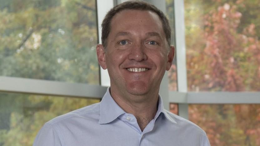 James M. Whitehurst, Chef von Red Hat