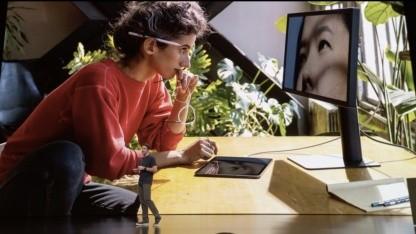 iPad Pro an externem Display