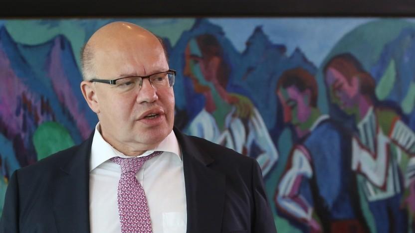 Bundeswirtschaftsminister Peter Altmeier