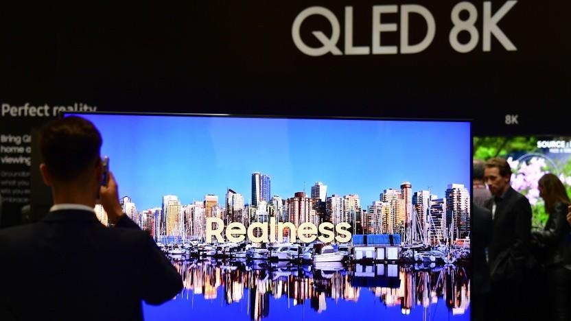 Samsungs Displaysparte ist unter anderem für den Gewinnzuwachs verantwortlich.