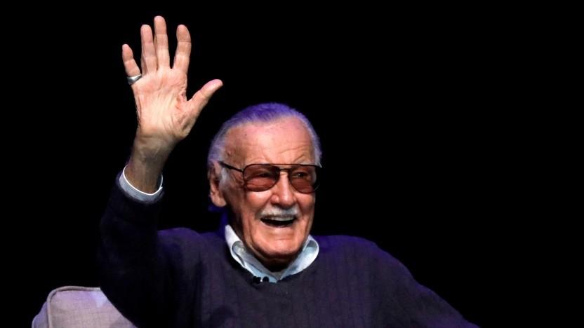 Stan Lee im August 2017
