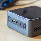 NUC7 (June Canyon) im Test: Intels Atom-Mini ist großartig
