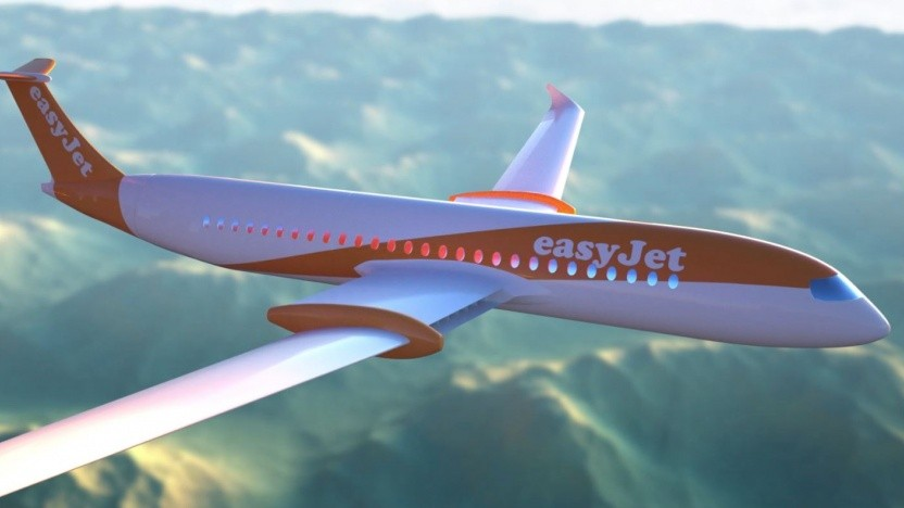 Easyjet will elektrisch fliegen.