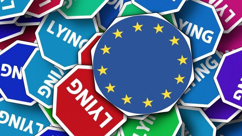 Die EU will Lügner mit Software erkennen.