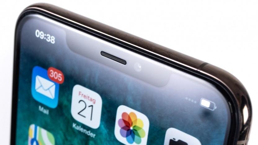 Das iPhone Xs Max hat eine eSIM.