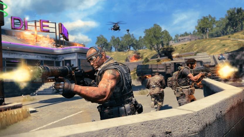 Artwork von Call of Duty: Black Ops 4