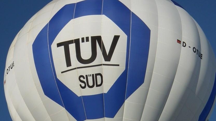 Der TÜV Süd hat auf seiner Webseite noch mehr Probleme als zunächst angenommen.
