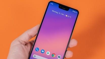 Das Pixel 3 schließt Apps im Hintergrund zu schnell.
