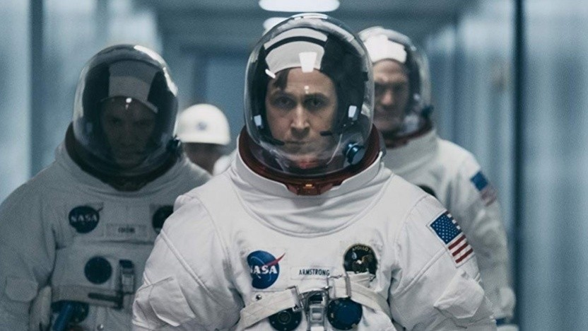Ryan Gosling als Neil Armstrong
