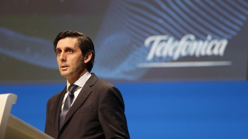 Telefónica-Konzernchef José María Álvarez-Pallete