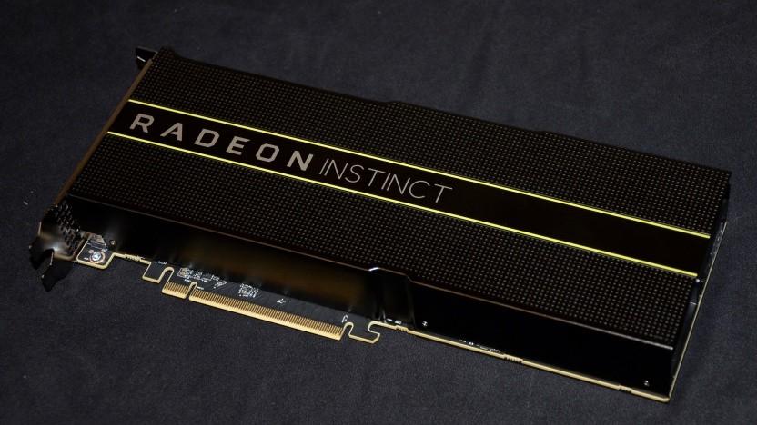Radeon Instinct MI60