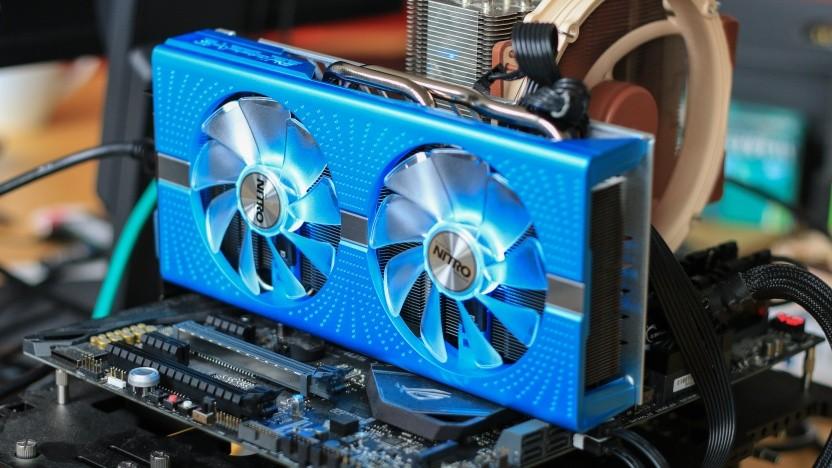 Sapphires Radeon RX 590 Nitro+ in der Special Edition
