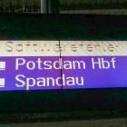 Berlin: Softwarefehler bringt S-Bahn zum Stehen