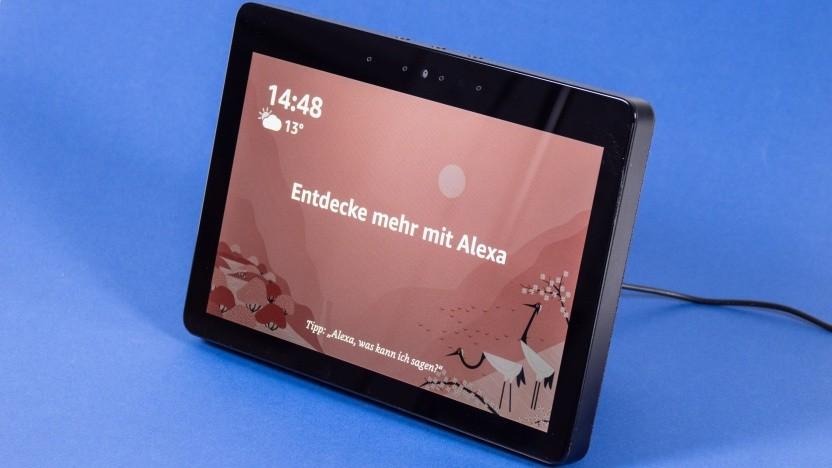 Amazons neuer Echo Show mit 10,1 Zoll großem Display