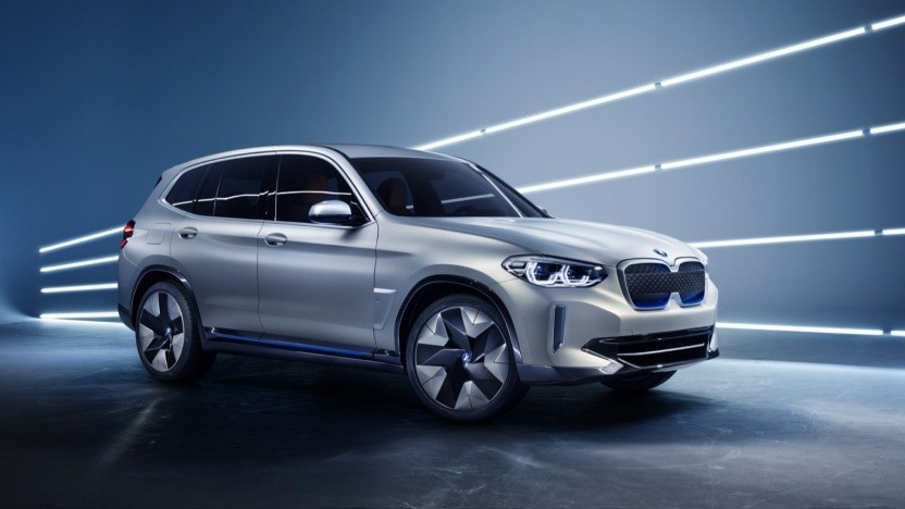 BMW iNext: Die fünfte Generation des E-Antriebs kommt 2020.
