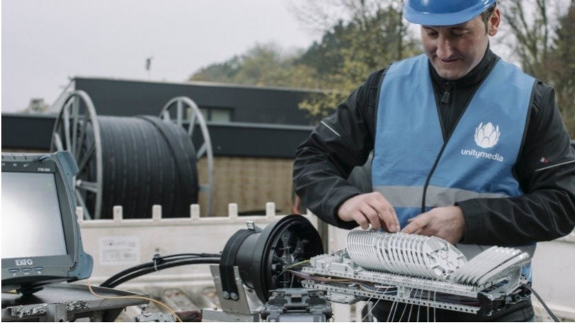Netzausbau auch im Kabelnetz