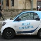Mobilitätsdienste: Drivenow und Car2go dürfen fusionieren