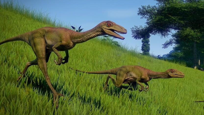 Das ist kein Spinoraptor, sondern ein Troodon.
